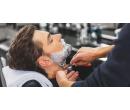 Klasický pánský střih včetně holení hot towel | Slevomat