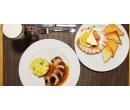 Tataráček z lososa a vepřová panenka pro 2 | Slevomat