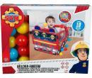 Herní autíčko Požárník Sam, 20 míčků | Alza