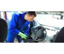 Šetrné čištění auta horkou párou, tepování sedadel | Slevomat