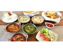 Masové nebo vegetariánské degustační menu pro 2 | Slevomat