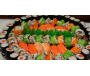 Vegetariánský sushi set s 24 ks | Slevomat