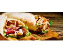 Mega döner kebab  | Slevomat