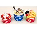 200 g mraženého jogurtu včetně posypu a toppingu | Slevomat