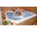 Privátní whirlpool pro 2 osoby  | Slevomat