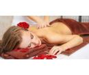 Celotělový zábal a masáž zad a šíje vonnými oleji  | Slevomat