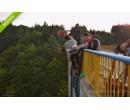 Bungee jumping Zvíkov ve dvou | esennce.cz