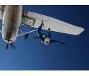 Základní parašutistický výcvik | Adrop