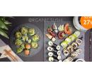 Speciální degustační menu SAITO sushi pro 2 osoby | Hyperslevy