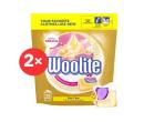 Kapsle na praní Woolite 2in1, 2x35 ks | Alza