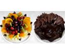 Čokoládový dort o průměru 26 cm | Slevomat