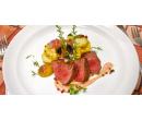 5chodové degustační menu pro dva | Slevomat