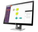 "PC monitor HP EliteDisplay, 24"" | Mironet"