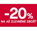Extra sleva 20% na výprodej + DZ | Orsay