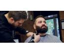 Kompletní barber péče o vlasy i vousy | Slevomat