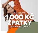 Sleva 1000 Kč z nákupu nad 2000 (i zlevněné)   Zoot