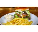 Burgerové menu pro dva | Slevomat