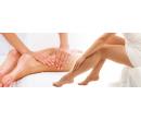 Ruční lymfatická masáž horních či dolních končetin | Slevici
