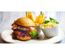 Burger menu pro 1 osobu | Slevomat