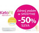 Sleva 50% na veganské smoothie   Ketofit.cz