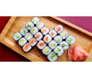 Vegetariánský sushi set – 26 ks  | Slevomat