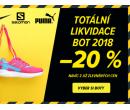 Extra sleva 20% na výprodejovou obuv  | Hervis