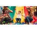 Celodenní dětské vstupenky do herny Smajlíkov | Slevomat