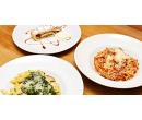 Těstoviny a dezert dle výběru | Slevomat