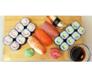 Pestré sushi sety a výhled na Olomouc  | Slevomat
