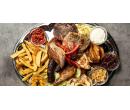 1,2 kg masových specialit s přílohou a omáčkami | Slevomat