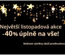 Sleva 40% na vše - spodní prádlo, župany atd.   Lanotte.cz