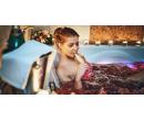 3chodové menu,privátní whirlpool se sektem i sauna | Slevomat