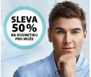 Dermacol - sleva 50% na řadu Men Agent   Dermacol.cz