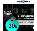 60 audioknih se slevou 30%   Audioteka