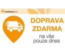 Doprava zdarma na vše  | Parfemy.cz