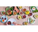 Pestré degustační hody, vegetariánské i s masem  | Slevomat