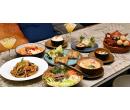 4 chody v restauraci Khomfi pro dva | Slevomat