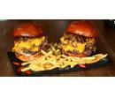 Burger Portáš s pořádnou porcí masa | Slevomat