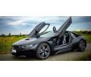 Zapůjčení vozu BMW i8 Frozen Black Edition, 60 min | Slevomat