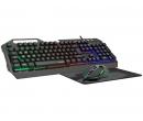 Sada herní klávesnice, myši, podložky Speedlink | Czc.cz