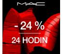 MacCosmetics - sleva 24% na vše | Maccosmetics.cz