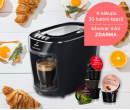 Kávovar zdarma k nákupu kapslí | Tchibo