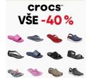 Sleva 40% na značku CROCS | Urbanstore.cz