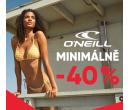 Sleva min. 40% na značku O'Neill | Urbanstore.cz