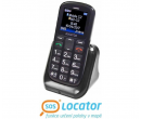 Telefon pro seniory Aligator, SOS lokátor | Smarty