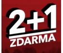 Kosmas.cz - akce 2+1 zdarma na knihy | Kosmas.cz