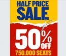 Extrémní výprodej letenek | Ryan Air