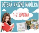 Akce 1+2 zdarma na dětské knížky | KnihyDobrovsky