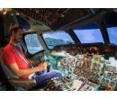 Letecký simulátor DC-9 + let v Cessně 172 | Adrop