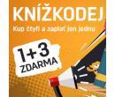 Akce 1+3 zdarma na dětské knížky | KnihyDobrovsky